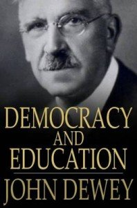 Democracy and Education DEWEY dans Dewey dewey1-198x300