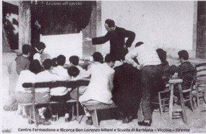 Cartas a una maestra ESCUELA DE BARBIANA dans Experiencias pedagógicas escuela-barbiana-300x195