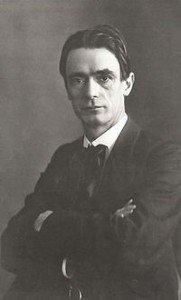 El estudio del hombre como base de la pedagogía R. STEINER dans Rudolf Steiner Steiner-181x300
